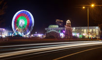 Winter Wonderland Swansea von Leighton Collins
