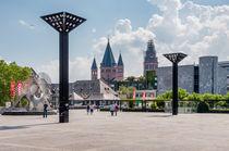 Mainz Rathausplatz 10 von Erhard Hess