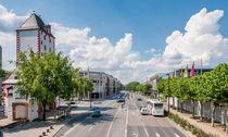 Mainz Rheinstraße by Erhard Hess
