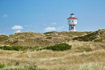 Wasserturm Langeoog von renard