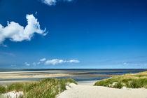 Strand Langeoog by renard