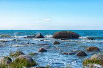 Steinstrand Kap Arkona Rügen von mnfotografie