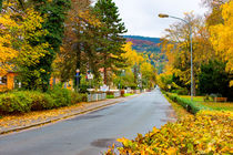 Straße Bad Blankenburg by mnfotografie