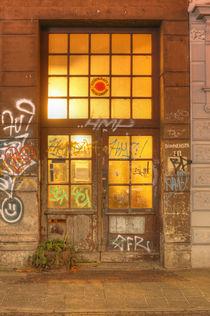 Alte Tür bei Abenddämmerung, ostertorviertel, Viertel, Bremen by Torsten Krüger