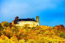 Burg Greifenstein Bad Blankenburg by mnfotografie