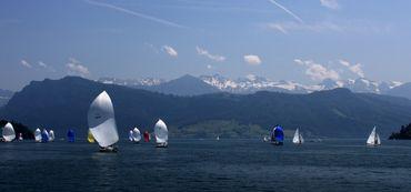 Lake-lucerne-sailing-boats