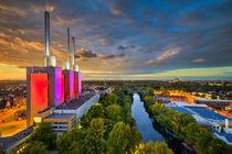 Skyline of Hannover von Michael Abid