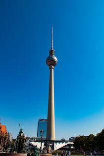 Fernsehturm Berlin by mnfotografie
