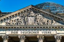 Bundestag Berlin von mnfotografie