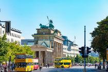 Brandenburger Tor Stadtrundfahrt von mnfotografie