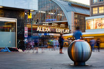 Berlin Alexanderplatz by mnfotografie