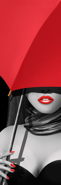 Rot wie die Liebe by Monika Juengling