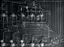 Analog Motherboard 1 by James Aiken
