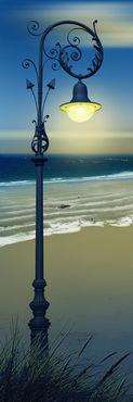 Strandbeleuchtung