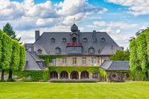 Gebäude Bergfried Saalfeld by mnfotografie
