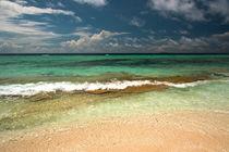 Strandsehnsucht  von Sylvia Seibl