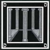 Samech - the Column by Lyle Goorvich