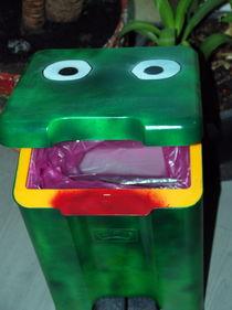 Müllmonster von Edmond Marinkovic