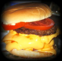 Cheesburger von Edmond Marinkovic