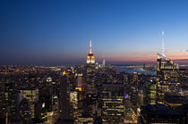 Empire State Building by Sascha Mueller