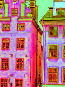 Nordic Houses von GabeZ Art