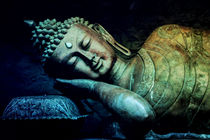 Sleeping Budda by Andreas Hoops