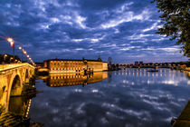 Toulouse am Abend von Philip Kessler