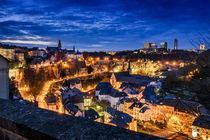 Luxembourg Grund by Philip Kessler