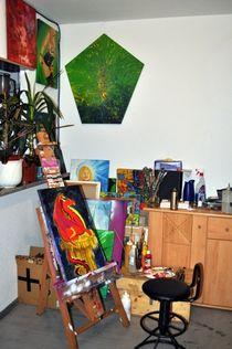 Atelier von Edmond Marinkovic