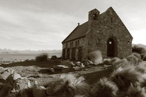 Good Shepherd Church Lake Tekapo by dm88