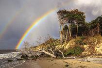 Regenbogen über dem Weststrand by moqui