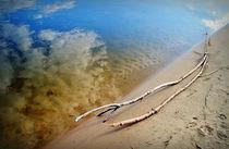 reflection of the sky by ewski