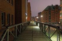 Speicherstadt Brücke by Borg Enders