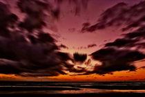 Storm at the Beach by John Wain