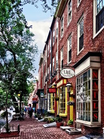 Philadelphia PA - S 2nd Street by Susan Savad
