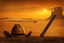 Der Sheriff ist unterwegs by Monika Juengling