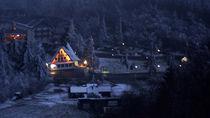 Idyllische Winterlandschaft im Sauerland von Eva-Maria Di Bella