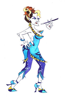 Mujer-tango-woman-fashion-illustration