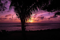 Sunset - Seychelles island by stephiii