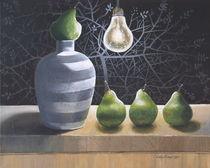 Vier kleine Birnen von Lidija Kämpf