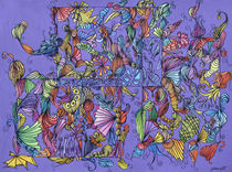 Lilas von Minocom Art Gallery