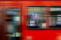 Red Train von Bastian  Kienitz