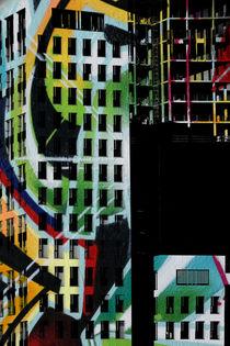 Hochhausfassaden by Bastian  Kienitz