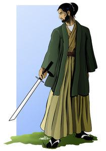 Samurai von Juan Paolo Novelli