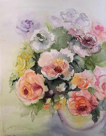 "Rosenvase by Dorothea ""Elia"" Piper"