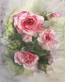 "'Rote Rosen' von Dorothea ""Elia"" Piper"