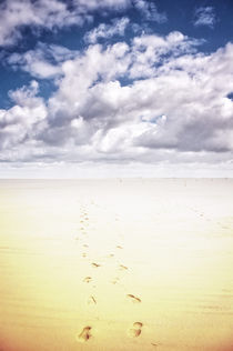 Footprints - SPO von AD DESIGN Photo + PhotoArt
