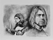 Kurt Cobain von art-imago