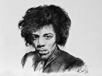 Jimi Hendrix by art-imago