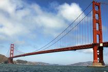 Golden Gate Bridge by art-imago